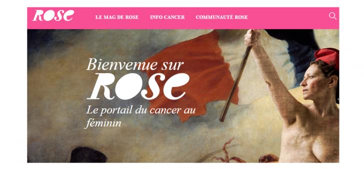 rose magazine au dela du cancer