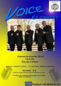 concert gospel mars bleu 2015 au dela du cancer