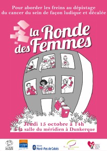 octobre rose 2015_La Ronde des Femmes_Méridien_Malo_15 octobre 2015