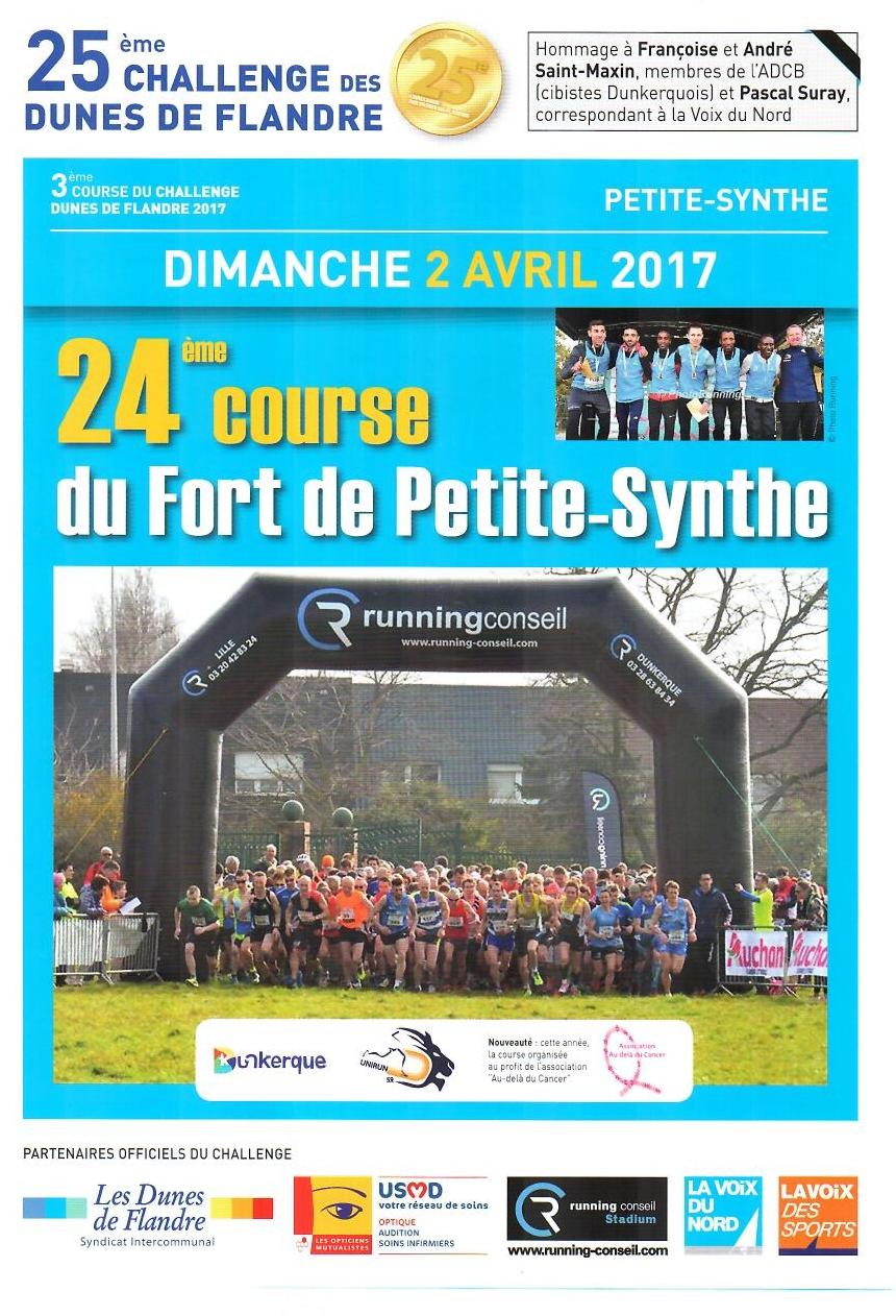 course du fort Petite-synthe