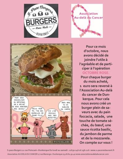 flyer s-pace burgers