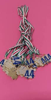 médailles VOGALONGA